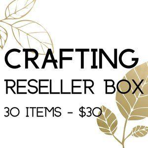 Crafting - Reseller Box